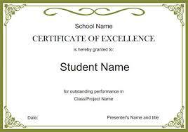 award certificate samples presentation certificate template certificate sample award