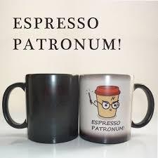 espresso patronum harry potter mug u2013 world of hogwarts