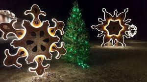 lighted ornaments picture of dow gardens midland tripadvisor