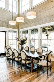 contemporary farmhouse style unassumingly chic farmhouse style dining room ideas