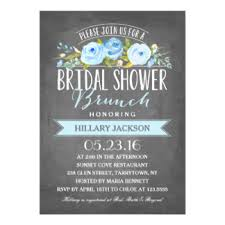 brunch bridal shower invites bridal brunch invitations announcements zazzle
