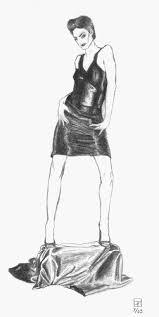 fashion model page