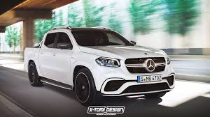 build mercedes mercedes probably won t build an amg version of the x class so