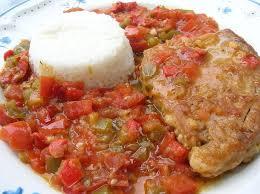 cuisiner thon recette de thon à la basquaise la recette facile