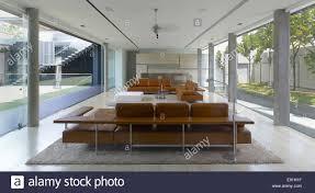 seating in modern spacious living room 139 ocean drive sentosa
