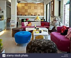 Home Furnishings And Decor by Boutique Restaurant Interior With Cute Modern Soft Furnishing And