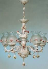 porcelain chandelier roses capodimonte chandelier foter
