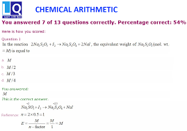 jee chem chemical arithmetic 1 android apps on google play