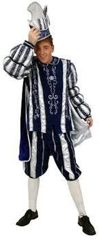 carnaval prins bol com prins carnaval kostuum blauw wit 50 m merkloos speelgoed