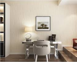 online shop beibehang 3d wallpaper pure color plain modern linen