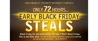 newegg black friday sales early newegg black friday 72 hour sale starts