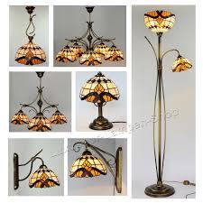 Wohnzimmerlampen G Stig Kaufen Stehlampe Barock Im Tiffany Stil