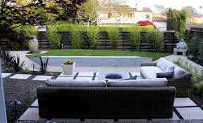 Front Yard Patio Garden Design Garden Design With Front Yard Seclusion With Green