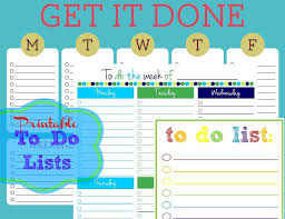 cute weekly to do list template to do list template