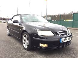 2004 54 saab vector 2 0 2 door convertible manual petrol