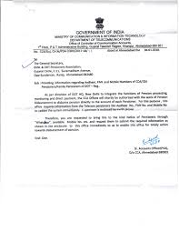 Seeking In Ahmedabad The Cca Gujarat Writes To Gs Bdpa India On Seeking Information