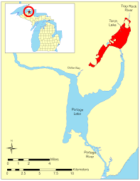 Superfund Sites Map by Torch Lake Area Of Concern Integrated Assessment Integrated