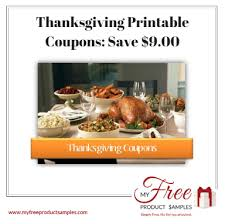 printable thanksgiving coupons for 2017 happy thanksgiving