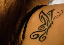 30 terrific tribal butterfly tattoos creativefan