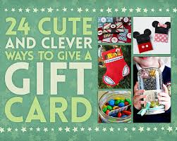gift card tree ideas 24 and clever ways to give a gift card
