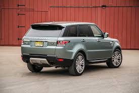 range rover rear 2014 land rover range rover sport hse rear three quarters photo