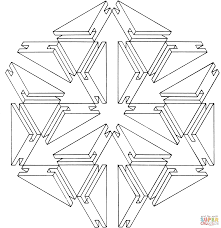 optical illusion 18 coloring page free printable coloring pages