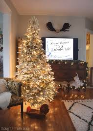 christmas tree decorating ideas part one town u0026 country living