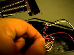 dimarzio pickup wiring youtube