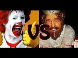Ronald Meme - ronald mcdonald vs the burger king video gallery know your meme