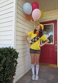 7 Diy Halloween Costumes Kids Scout Costume Brownie
