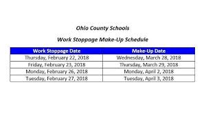 makeup artist school ohio ohio county schools release make up dates yourohiovalley
