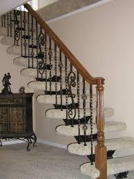 staircase railing designs bearing net ideas