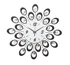 Art Wall Clock by Amazing Room Decor With Adorable Wall Clock Decoration Design