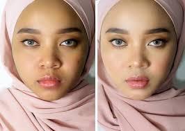 tutorial make up natural untuk kulit coklat inspirasi make up untuk kamu yang berkulit gelap dan berhijab