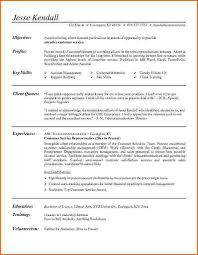 Sample Resume For Customer Service Representative Call Center by Sample Resume Objectives For Call Center Representative Templates