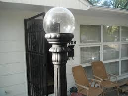 antique street lights for sale vintage cast iron l post for sale antiques com classifieds