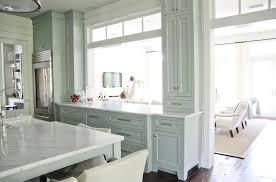 Grey Blue Cabinets Blue Gray Kitchen Cabinets Design Ideas