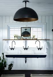 Kitchen Faucet Industrial Bathrooms Design Industrial Style Bathroom Accessories