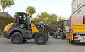 wheel loaders mecalac af 1050