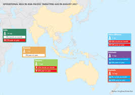 Asia Pacific Map by India And Australia Lead Exploration Activity In Asia Natural