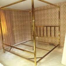 home decor appealing brass beds plus antique doll half tester