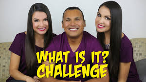 Challenge What Is It What Is It Challenge With Squad Actor Adam Baker