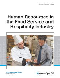 human resources in the food service and hospitality industry