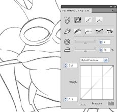 how to create a vector artwork in the style of pencil drawing