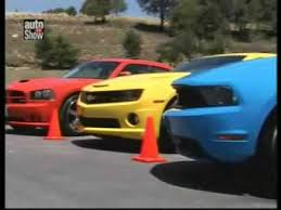 chevy camaro vs dodge charger ford mustang gt vs chevrolet camaro vs dodge charger