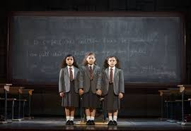 matilda the musical speaks to children and the at