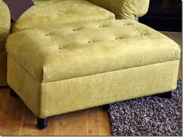 Upholstering An Ottoman Diy Upholstered Ottomans W Storage
