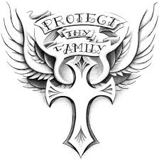 tribal tattoo that means family tribal meaning family ankle shoulder tattoos protect thy