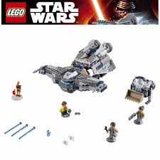 lego star wars starscavenger building toy 8 14 year olds ebay