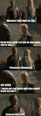 Meme Fight - khaleesi i will fight for you weknowmemes